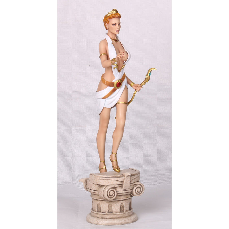 Fantasy Figure Gallery Greek Mythology: HERA (Wei Ho) Statue By YAMATO