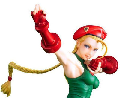 Street Fighter Cammy Bishoujo Statue by Kotobukiya