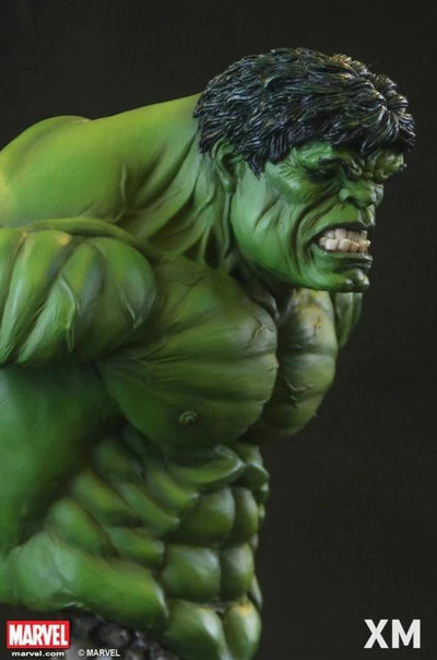 The Incredible Hulk 1/4 Scale Bust by XM STUDIOS