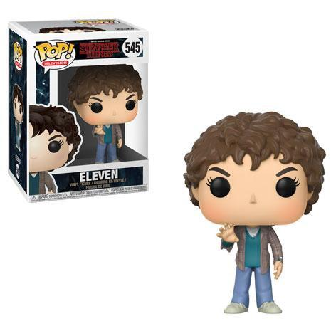 Pop! Television Eleven Stranger Things Season 2 #545 by FUNKO