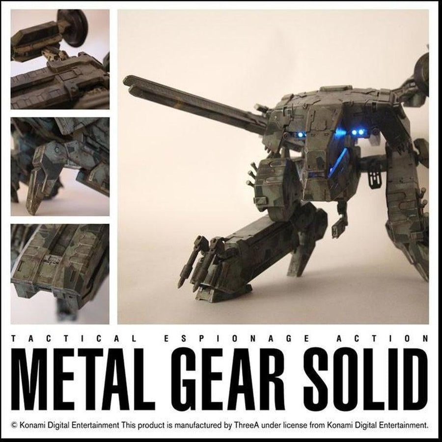 Metal Gear Solid REX Figure by 3A