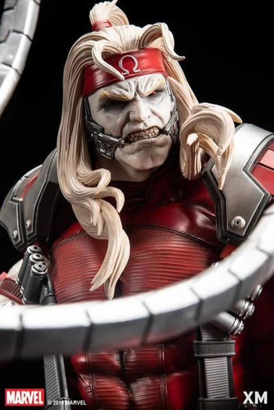 Omega Red 1/4 Scale Statue