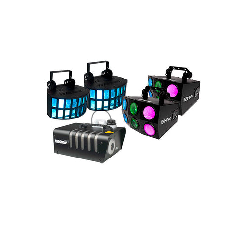 Wedding Party Lighting Pack Front