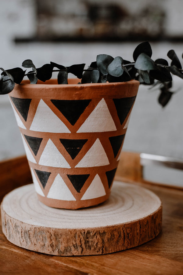Triangle Pot
