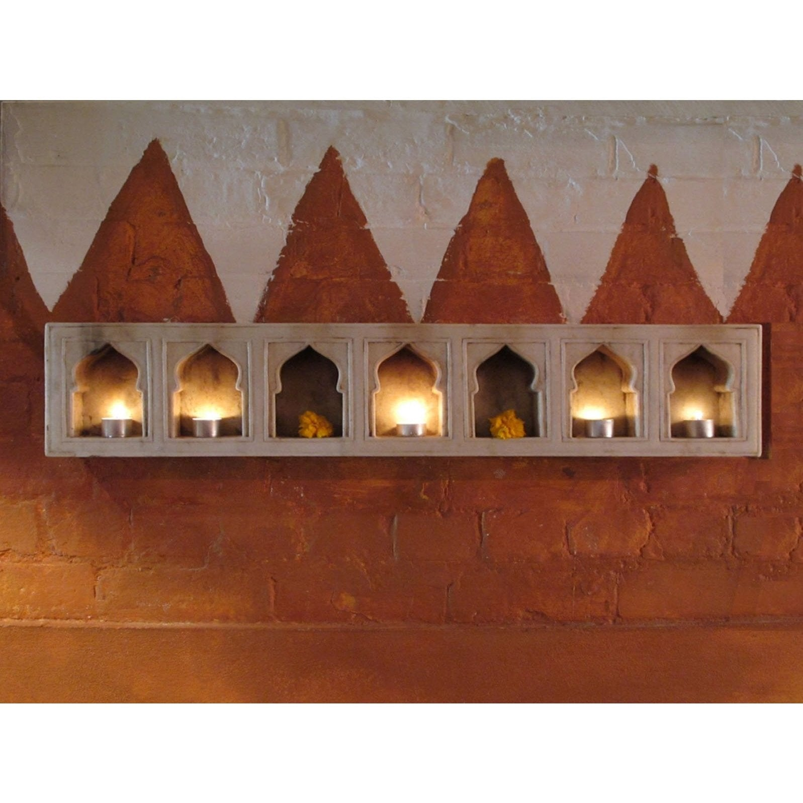 Candle Holders & Wall Niches