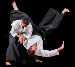 Exercising can help people destress. Even martial arts has a component geared towards calming exercises.