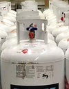 Lowest Priced 120Lb Solvent Tanks $800/New $550/Refill - Delivery Available