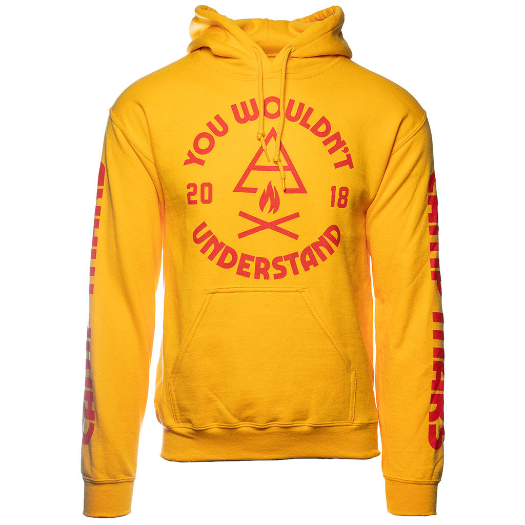 Camp Mars 2018 You Wouldn't Understand Hoodie