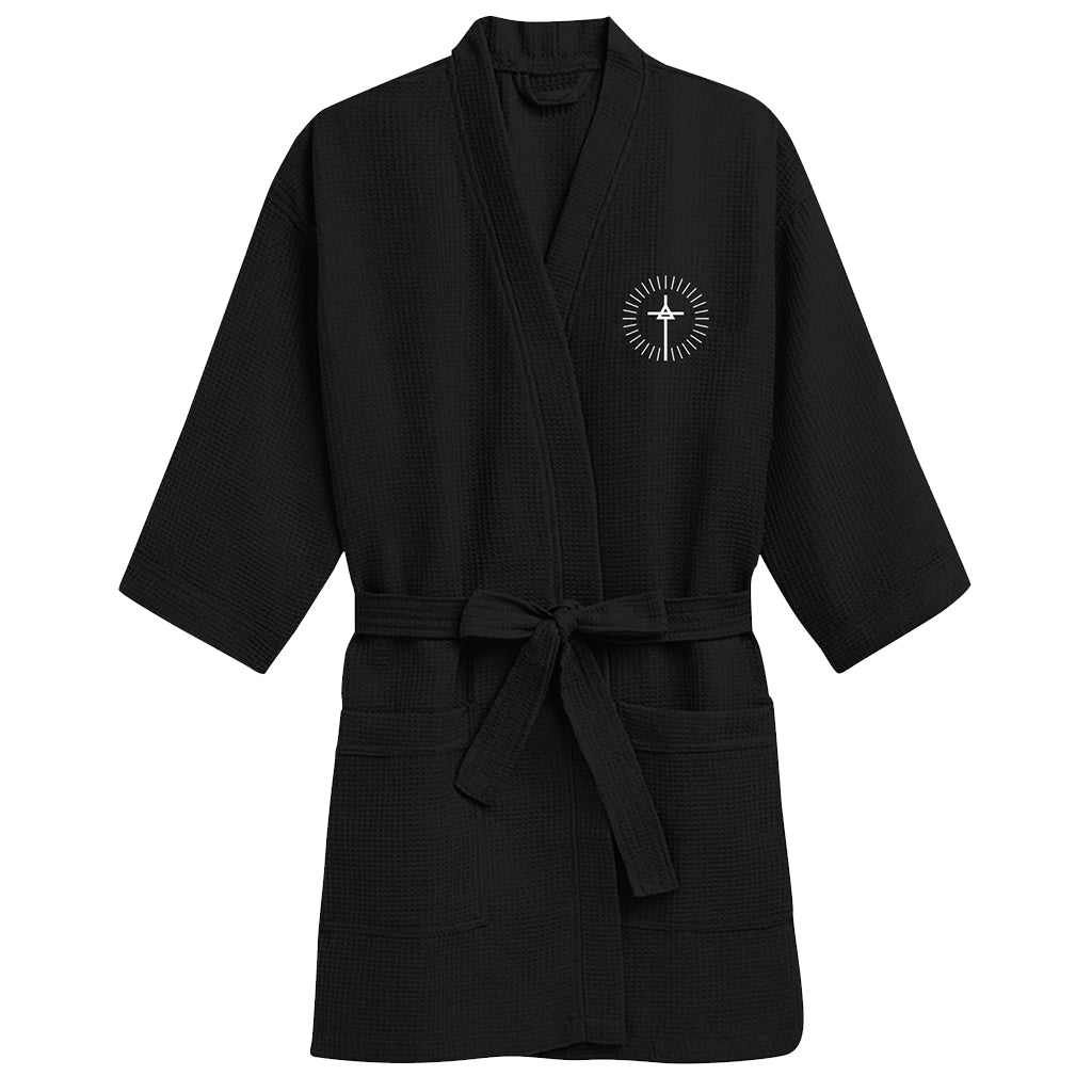 Circular Triad Robe