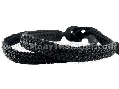 KOMBAT GEAR MuayThai Prajioud (Arm Bands) Black