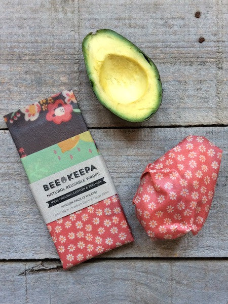 Bee Keepa Wraps 3 Pack