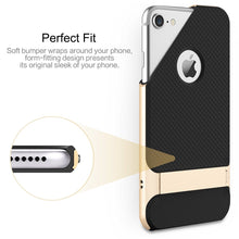Load image into Gallery viewer, Rock iPhone 7+ Plus Anti-scratch Protection Ultra Thin  Kickstand Case Cover