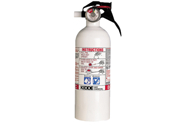 Kidde Mariner 5 Dry Chemical Extinguisher - Class 5-B:C