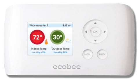ecobee SI Smart Thermostat