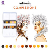 Prima watercolor confections 'Complexions'