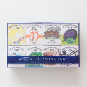Winsor and Newton drawing ink William
