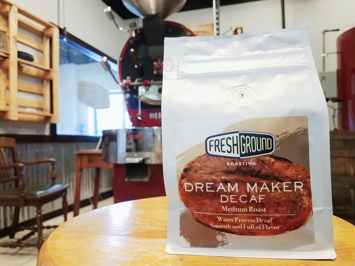 Dream Maker Water Process Decaf
