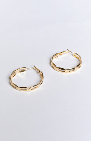 8 Other Reasons Pocket Minis Earrings Gold