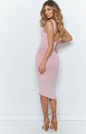 Chloe Dress Blush