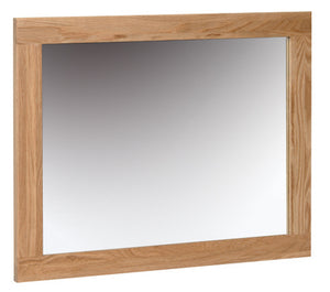 Hearts of Oak Wall Mirror 750 x 600mm