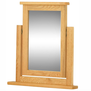 Cherwell Oak Swing Mirror