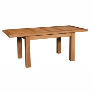 Somerset Oak Dining Table 180cm-250cm with 2 Ext