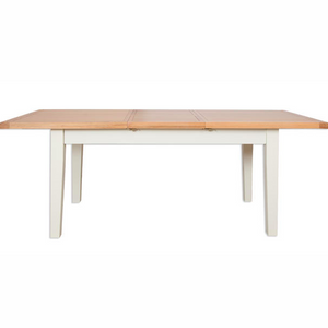 Melbourne Painted Extending Dining Table 1.6-2.1m