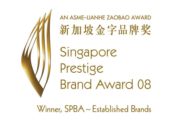 Wilsin Office Furniture received the Singapore Prestige Brand award in 2008