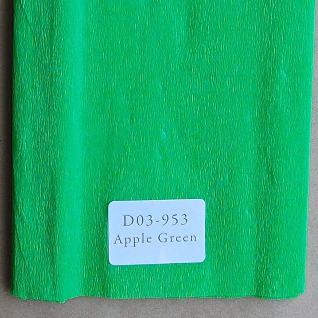 Dennison Single Sided Crepe Paper