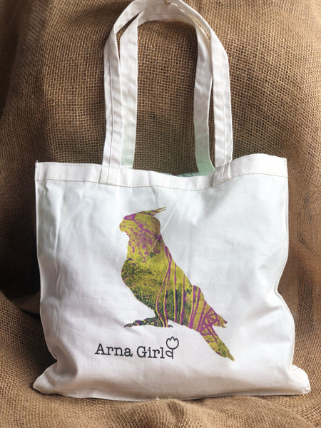 Arna Girl ~ Tote Bag