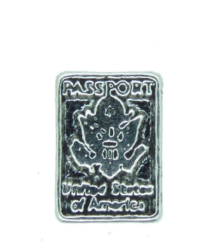 Passport Floating Charm - Stoney Creek Charms