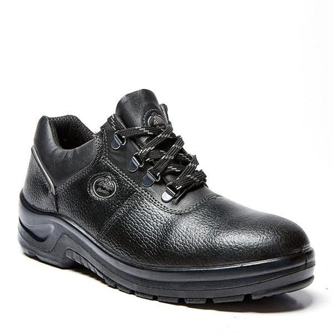 Bata Black Pacific Safety Shoe