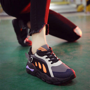 2019 New Woman Breathable Sneakers Brand Outdoor Comfortable Shoes