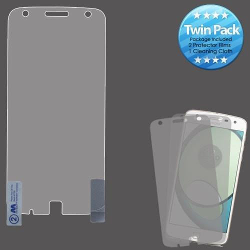 MYBAT Screen Protector for Moto Z Play - Clear (3-Pack) - MPC - MyPhoneCase.com