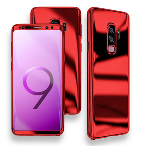 MPC 360° Full Plating Luxury Galaxy S9+ Plus Case - Red - MPC - MyPhoneCase.com