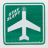 Stay Slept Reflective Sticker