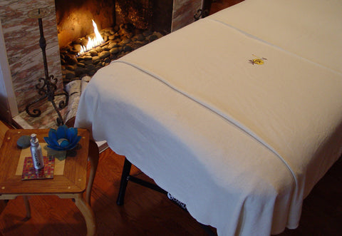 massage table sheets