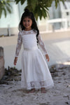 Nixie Skirt & Lace Bodysuit -SALE - 2,3,4 years only