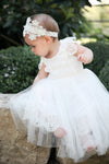 Avery Dress Baby - Tea Princess