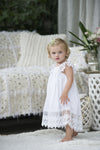 Baby Urchin Dress with bloomers - Tea Princess
