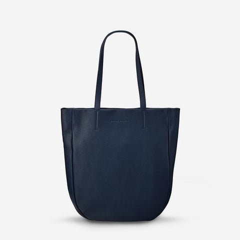 Status Anxiety Appointed Bag - Navy Blue