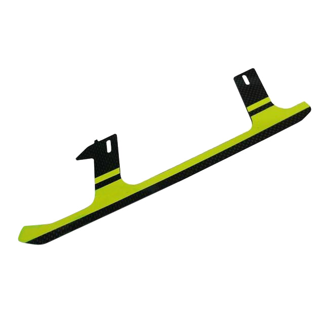 Goblin 500 Carbon Fiber Landing Gear Yellow(1pc) H0241-S-Mad 4 Heli