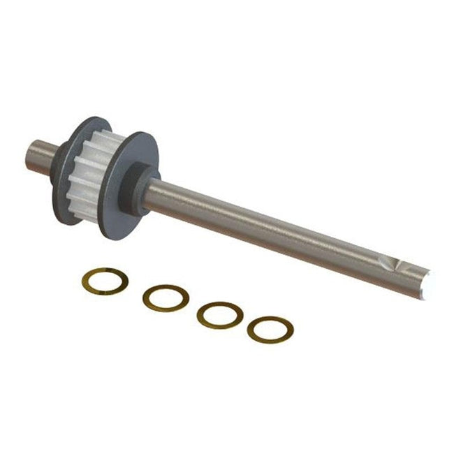 SP-OXY3-080 - OXY3 - Tail Shaft 15T (D)