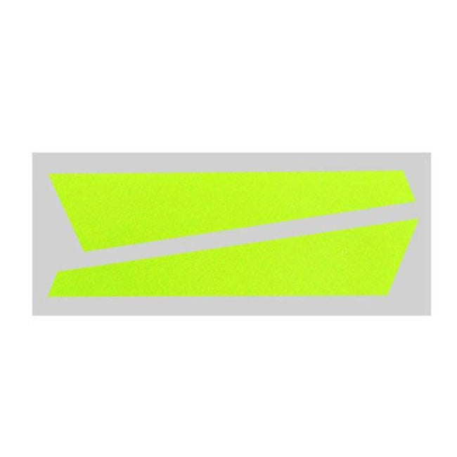 SP-OXY3-081 - OXY3 - Vertical Fin Sticker Yellow (D)