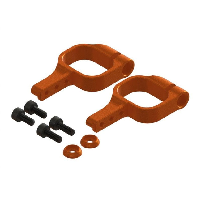 SP-OXY3-130 - OXY3 TE - Tail Servo Mount, Orange