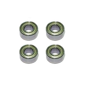 Bearing MR83ZZ x 4 (3x8x3mm) HS1031