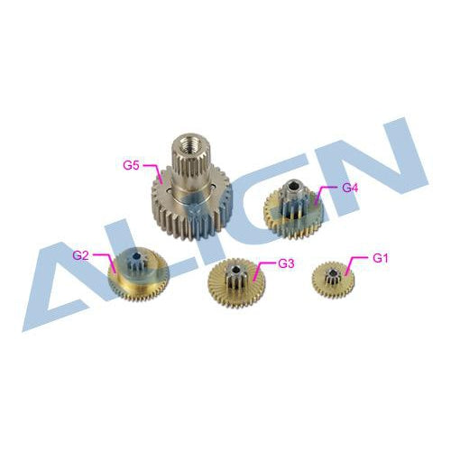 DS530 Servo Gear Set HSP53002
