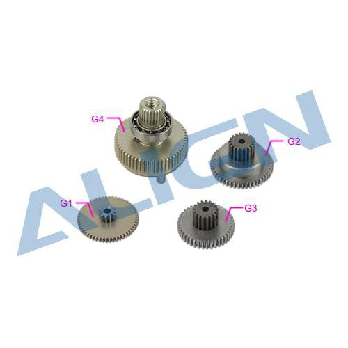DS825 Servo Gear Set HSP82501