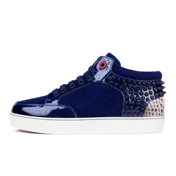 ROYAUMS Kilian Admiral Sneakers Navy Blue