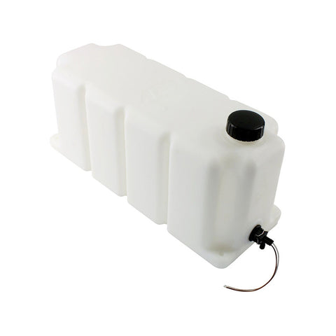 F-AEM-30-3320 - AEM - Water/Methanol Injection Tank V2 WITH Conductive Fluid Level Sensor - 5 Gallons